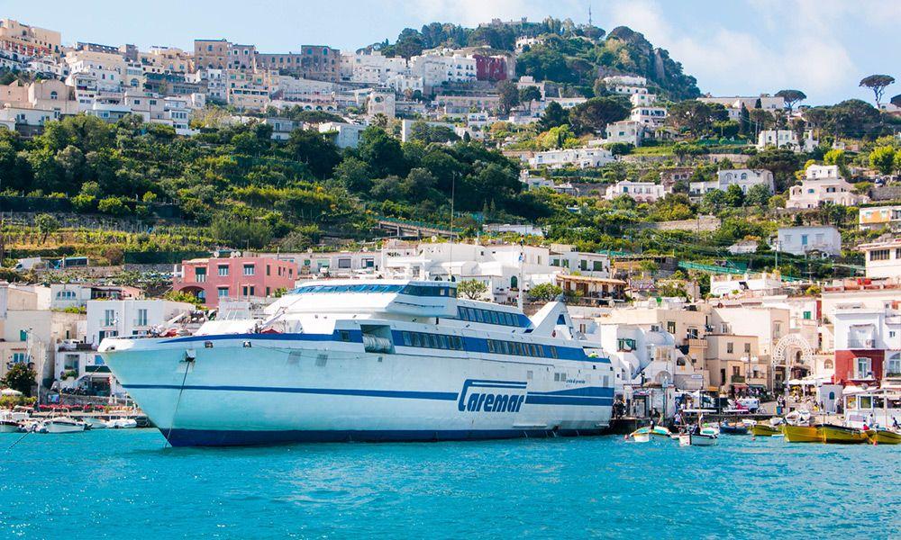 Ferry Boat Fast Isola di Procida